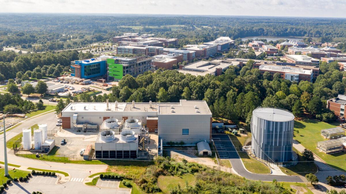 Centennial Campus Thermal Energy Storage Tank - Image 3