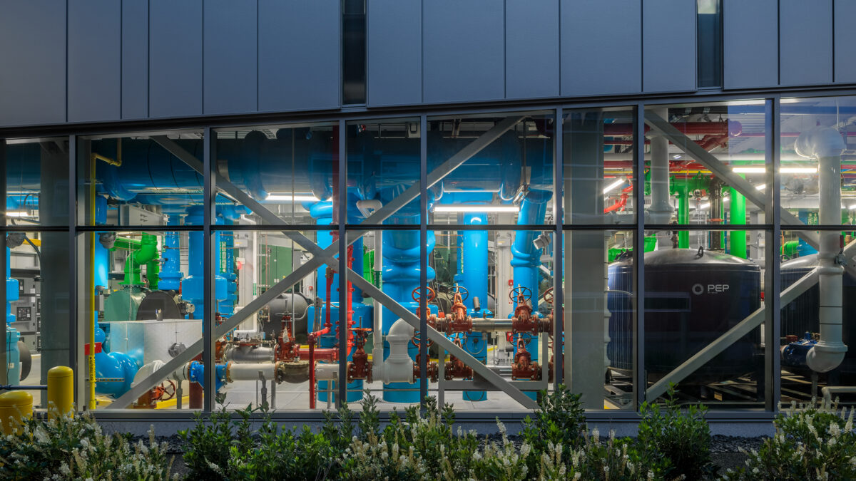 Polymer and ISB Chiller Plant Upgrades - Image 2