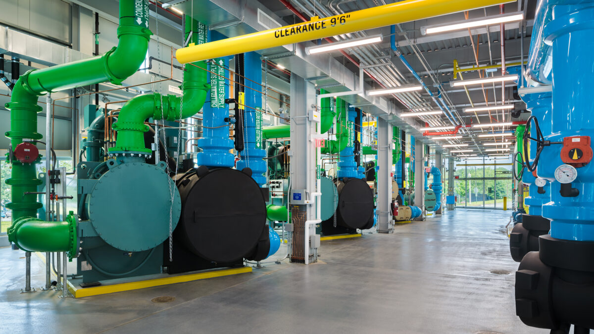 Polymer and ISB Chiller Plant Upgrades - Image 3