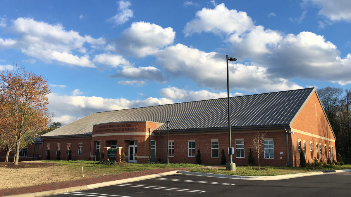 Christine F. Price Center for Counseling & Psychological Services - Image 1